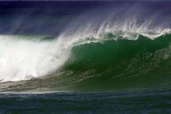 волна III Стоковая Фотография