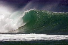 волна iv Стоковое Изображение