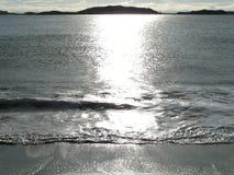 волна shiney стоковое изображение