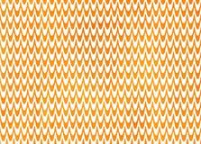 Волнистая striped предпосылка Стоковая Фотография RF