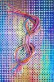 Волнистые sreings Стоковые Изображения RF