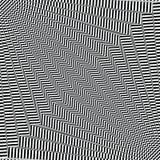Волнистый, зигзаг передернул линии картину Лестницы вектора бесплатная иллюстрация