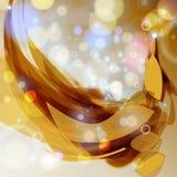 волны вектора предпосылки цветастые Стоковые Фото