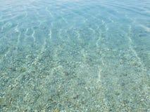 волны воды Стоковая Фотография