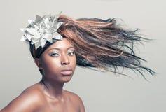 волны волос Стоковые Изображения