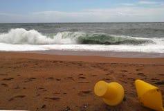 Волны в шторме Стоковое Фото