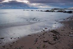 волны залива georgian Стоковые Изображения