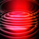 волны кольца крови иллюстрация вектора