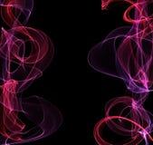 Волны конспекта красочные переплетенные бесплатная иллюстрация