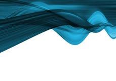 волны конспекта Стоковые Фото