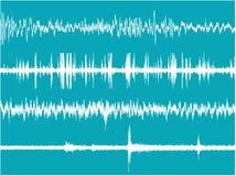 волны мозга Стоковая Фотография RF