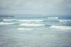 Волны океана. Индийский океан. Стоковые Фотографии RF
