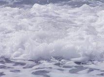 волны пены стоковая фотография rf