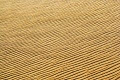 волны песка национального парка дюн большие Стоковое Изображение RF