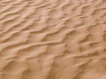 волны песка пустыни Стоковые Фотографии RF
