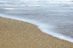 волны песка Стоковая Фотография RF