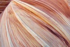 Волны песчаника Стоковая Фотография RF
