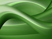 волны принципиальной схемы естественные Стоковая Фотография RF