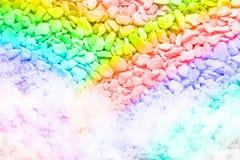 волны радуги Стоковые Фото