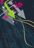 волны стрелок Стоковое Изображение RF