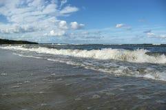 Волны. Стоковые Изображения RF