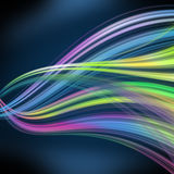 волны Стоковое Изображение RF