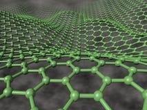 волны graphene Стоковое фото RF