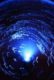 волокнистая оптика Стоковые Изображения