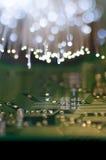 волокно оптически Стоковые Изображения
