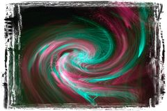 волокно предпосылки освещает оптическое Стоковая Фотография
