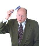 волосы внимательности Стоковые Фотографии RF