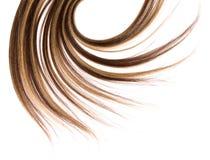 волосы длиной Стоковое фото RF