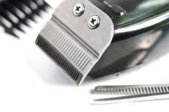 волосы клиперов Стоковая Фотография RF
