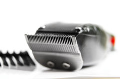 волосы клиперов Стоковое Изображение RF