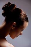 волосы стильные Стоковая Фотография RF