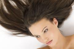 волосы Стоковое фото RF
