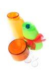 волосы hygien продукты Стоковое Фото