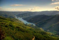 волшебная гора Стоковые Фото