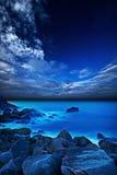 волшебная ноча Стоковые Фотографии RF