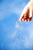 волшебная палочка Стоковая Фотография