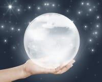 Волшебная рука шарика Стоковые Фотографии RF