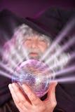 волшебная сфера Стоковые Фотографии RF