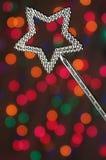 Волшебная fairy палочка Стоковые Изображения RF