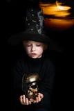 волшебник малый Стоковые Изображения