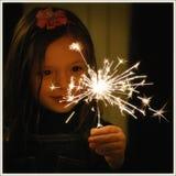 Волшебное рождество Стоковые Фотографии RF