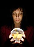 Волшебный шарик Стоковая Фотография RF