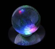 волшебство диска шарика Стоковое Изображение RF