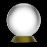 волшебство кристалла шарика бесплатная иллюстрация