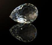 волшебство отрезока 2 кристаллов Стоковое фото RF