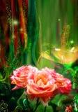 волшебство сада Стоковое Фото